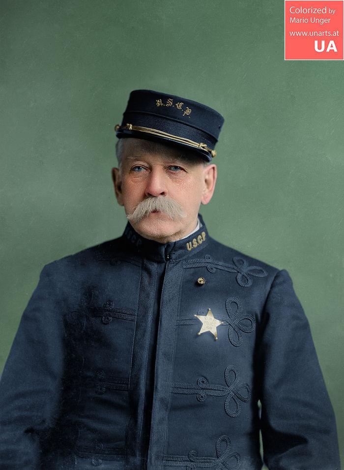 U.S.C.P. 60 Policeman CA 1890