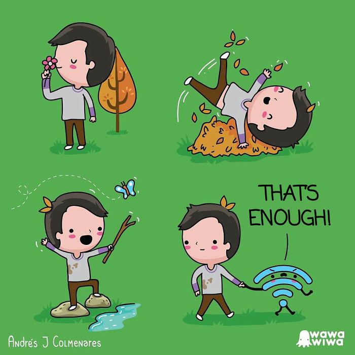 That's Enough!