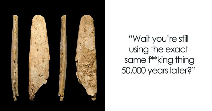 50,000 Years Ago Neanderthals Created A Leather-Crafting Tool And We Still Use It To This Day