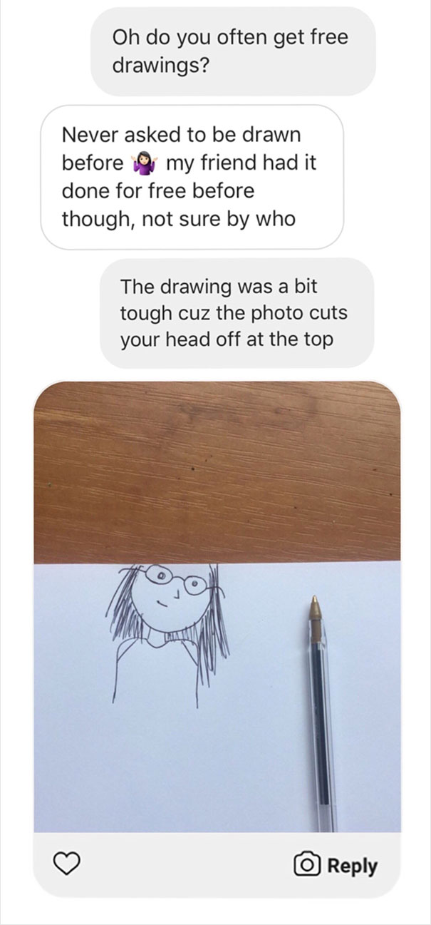 People Kept Asking This Artist To Draw Them For Free, So He Decided To Teach Them A Lesson