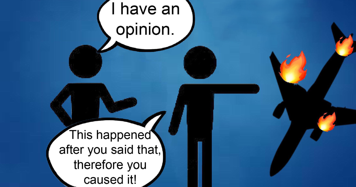 Knowing These 20 Fallacies Will Help You Win Your Next Argument