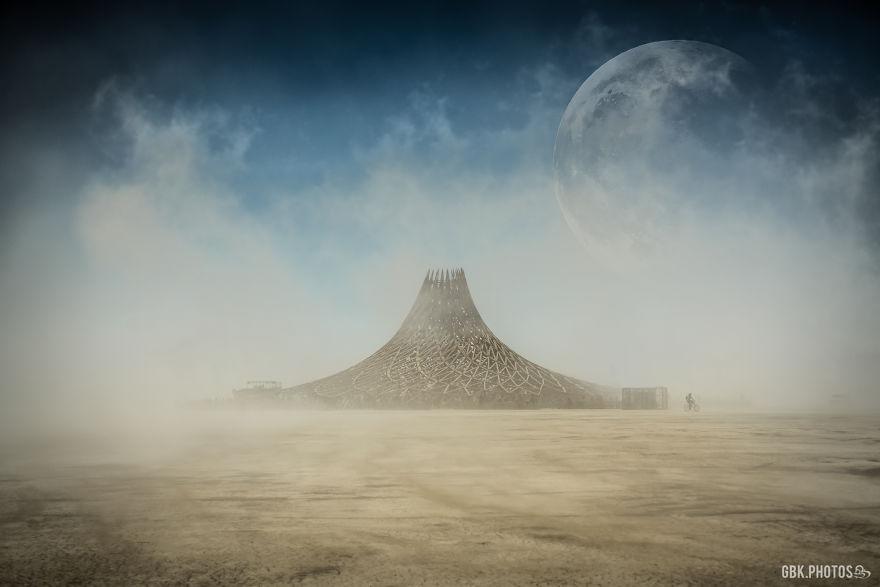 Galaxia By Arthur Mamou-Mani & Temple Crew