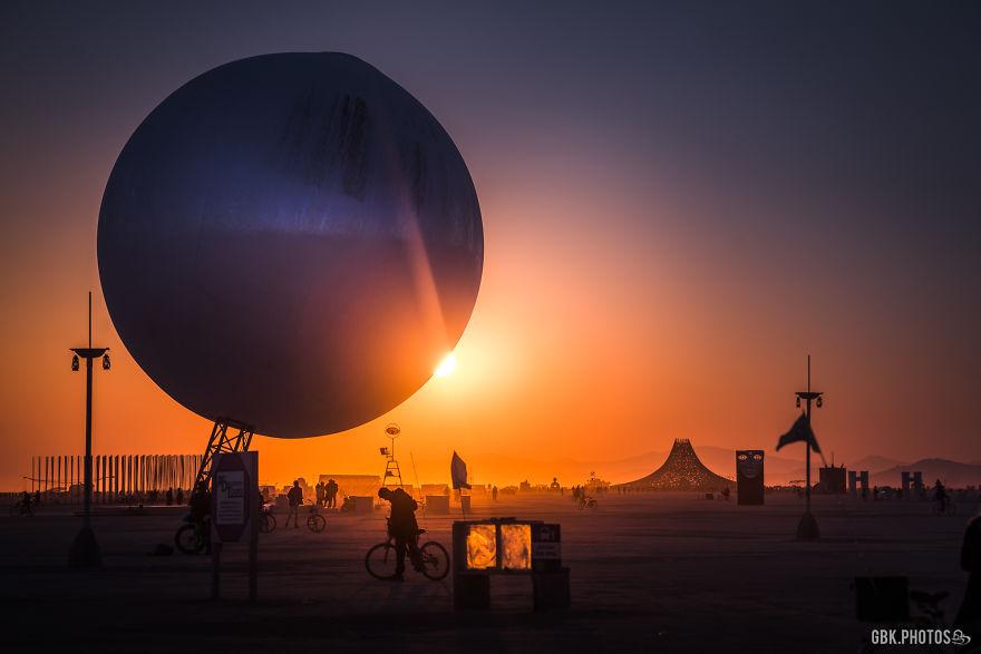 The Orb By Jakob Lange & Bjarke Ingels