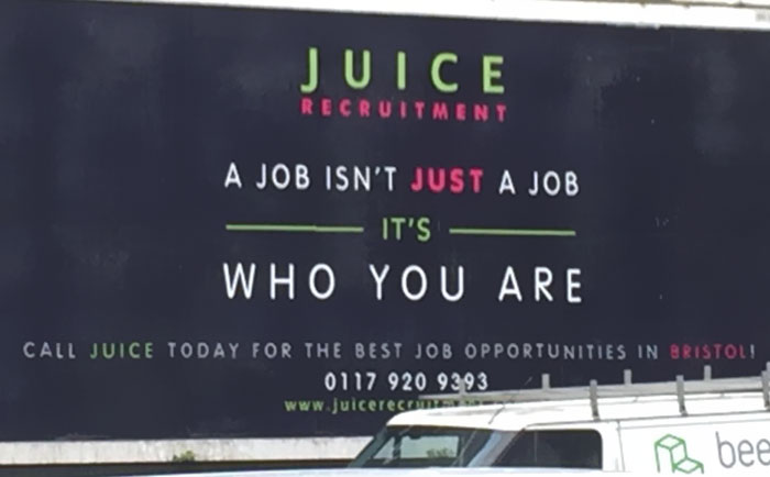 Remember, Your Job Is W H O Y O U A R E