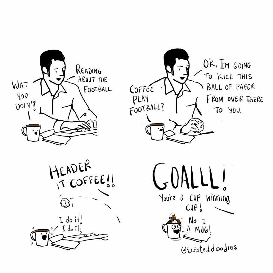 Soccer Coffee