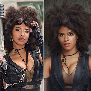 Domino From Deadpool 2