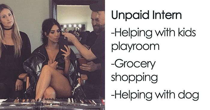 People Are Enraged At This Kardashians' Job Posting Looking For 'Slaves'