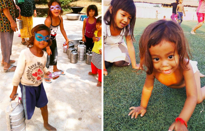 Aynebilim Soup Kitchen Of Cambodia: A Perfect Proof That Shows Even One Person Can Create A Big Difference