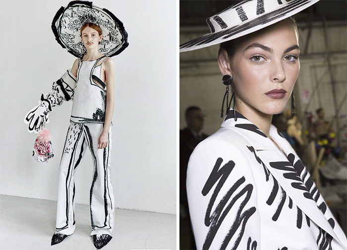 Young Designer Accuses Moschino Of Copying Her Entire Collection, And The Photos Speak For Themselves