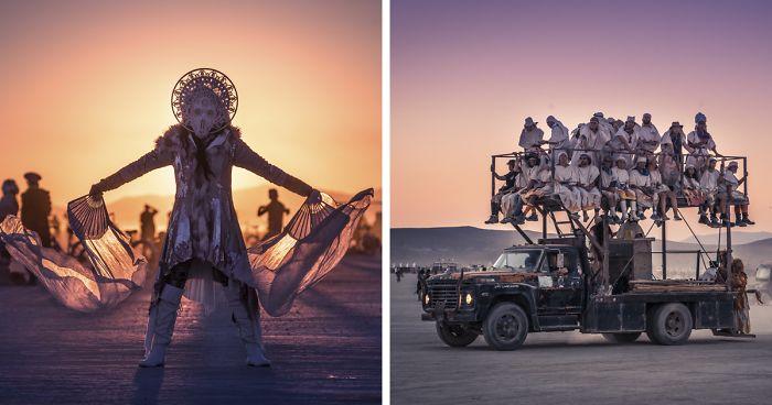 73424944dbe0 My Photographs Captured The Magic Of Burning Man 2018 | Bored Panda