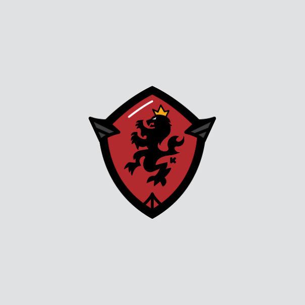 Fortnite Red Shield Backpack