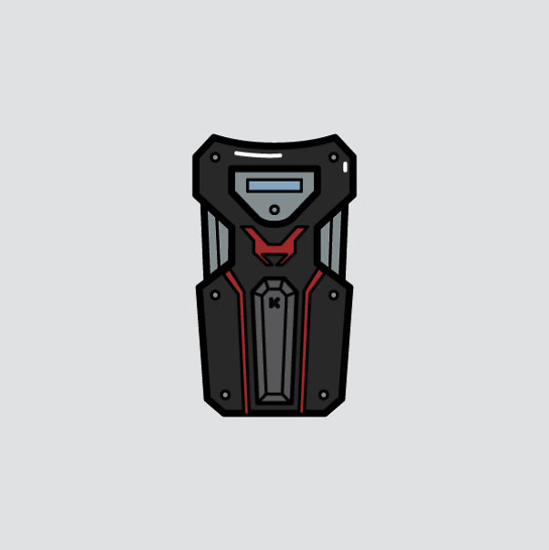 Fortnite Enforcer Backpack