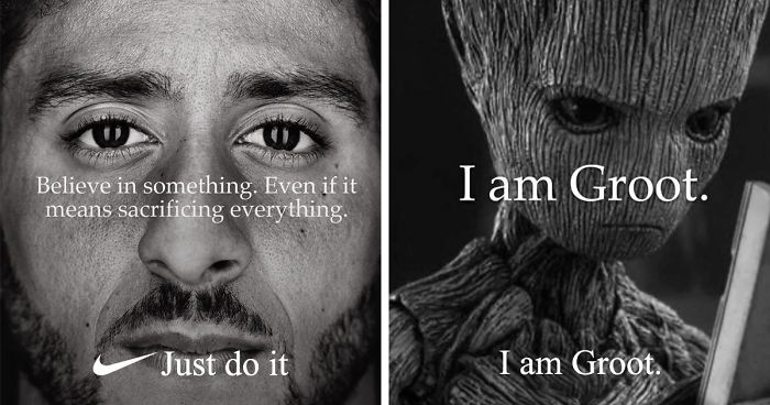 105 Of The Best Memes In Response To Nike's Colin Kaepernick Ad