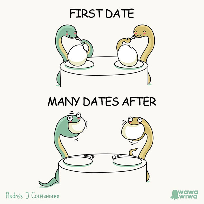First Date ... Many Dates After