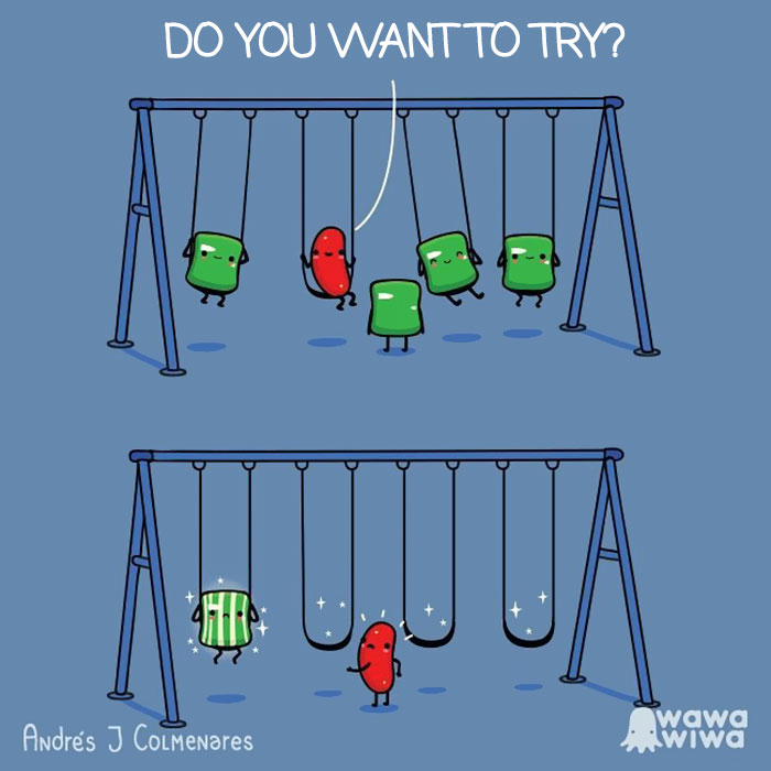 Do You Want To Try?