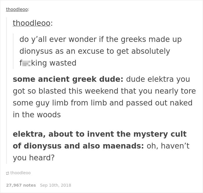 21 Clever Jokes That Only People Who Know Greek Mythology Will Laugh