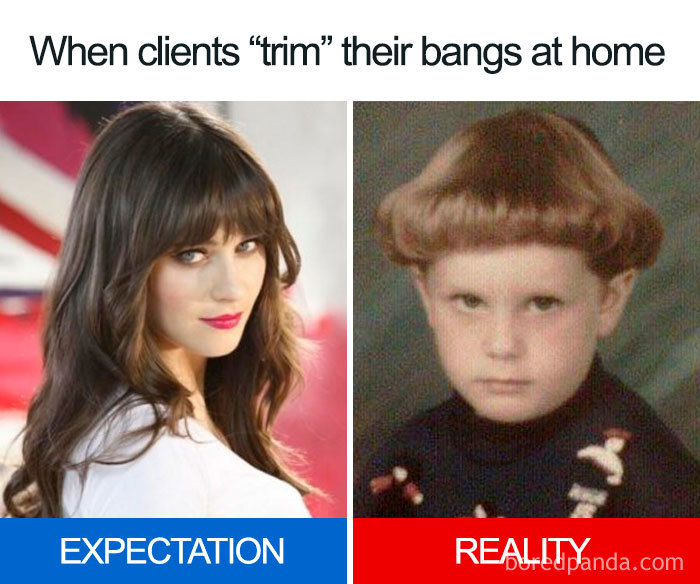 242 Hilarious Memes That Will Make You Feel Bad For Your Hairstylist
