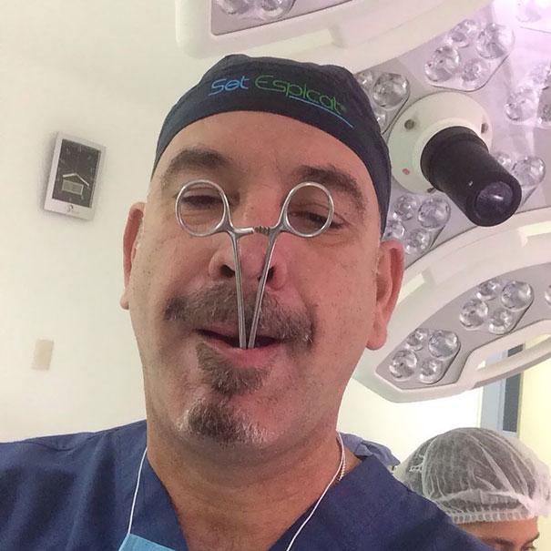 זה המנתח שלי