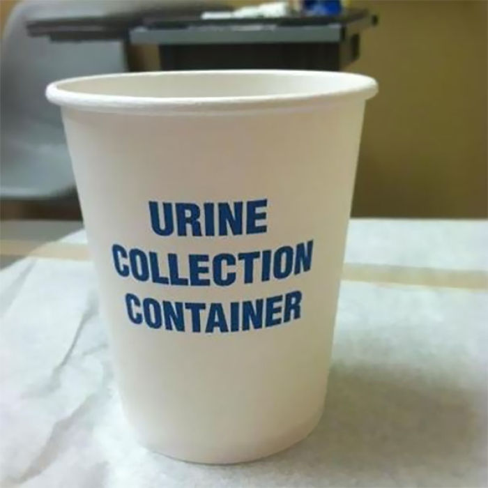 The Nurse Brought Me A Cup Of Water After Getting My Blood Drawn. This Is Why I Have Trust Issues