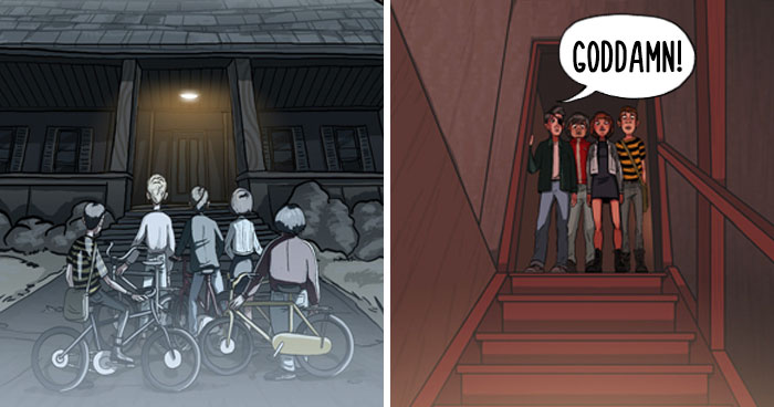 We Create Comics With Twisted Endings (Part 2)