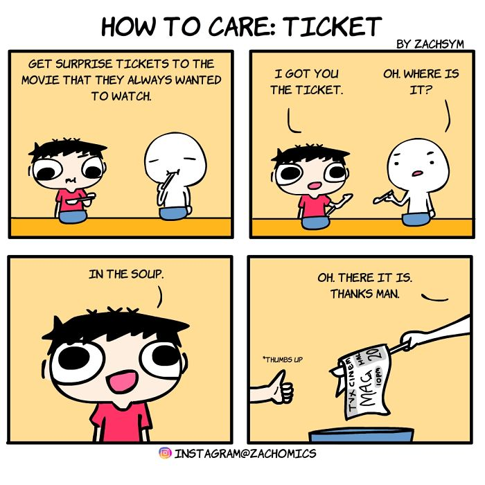 15 Comics That Will Show You How Easy It Is To Care