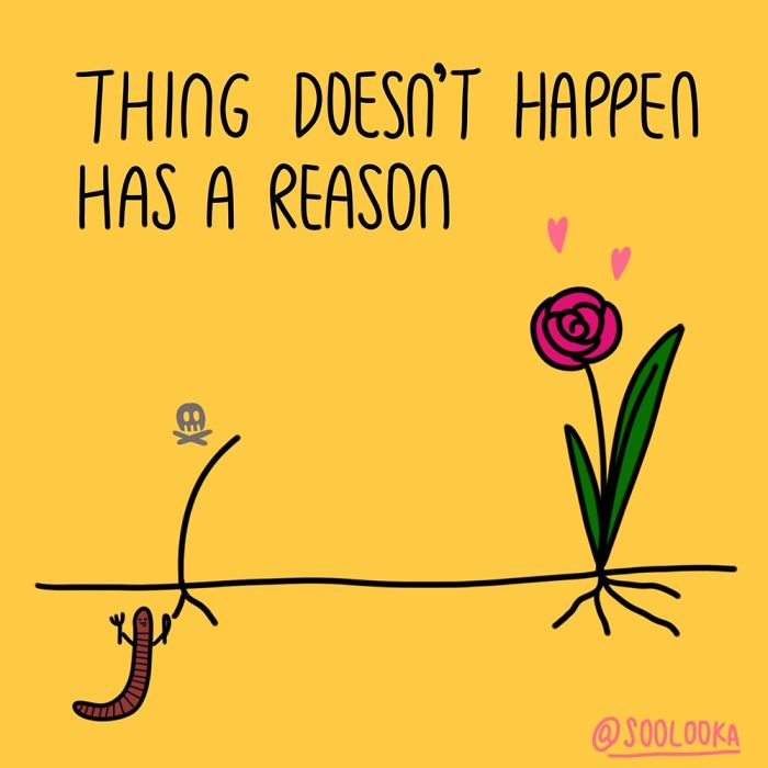 Thing Doesn't Happen Has A Reason
