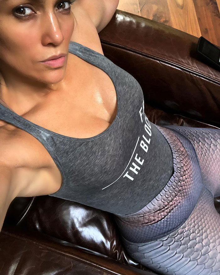 People Find It Hard To Believe Jennifer Lopez Is 49 After Looking At Her Latest Instagram Photos