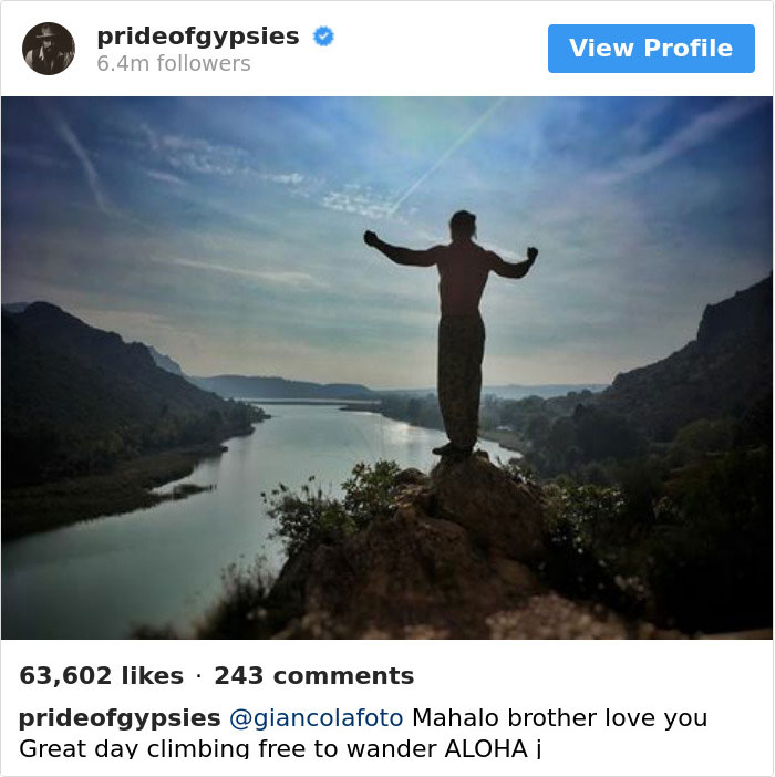 23 Times Jason Momoa Was The Coolest Guy On Instagram | Bored Panda