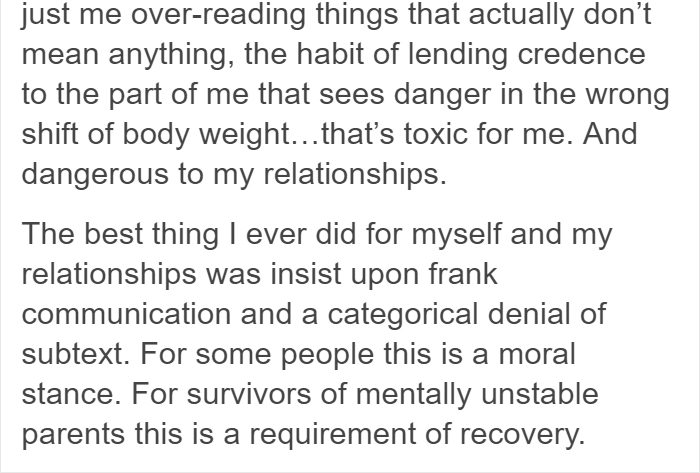 This Person Explains Why Children From Abusive Families Analyze Every Single Detail And It's Heartbreaking