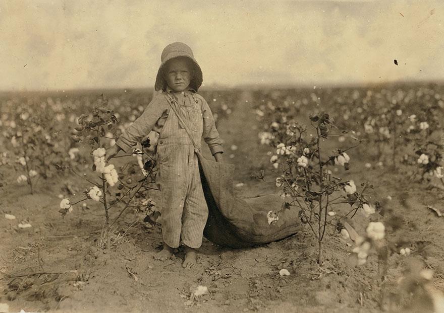 5-Year Old Harold Walker. Location: Comanche County--[geronimo], Oklahoma