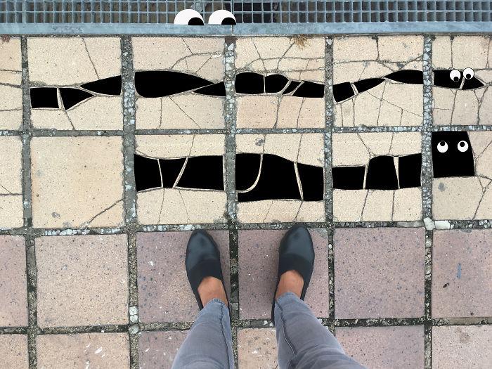 Broken Tiles