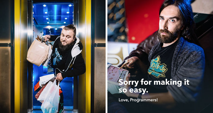 Programmers To Non-Programmers: Sorry For Making It So Easy