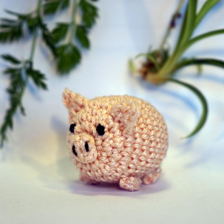 Lucky Charm Amigurumi Owls Free Crochet Patterns | 881x880