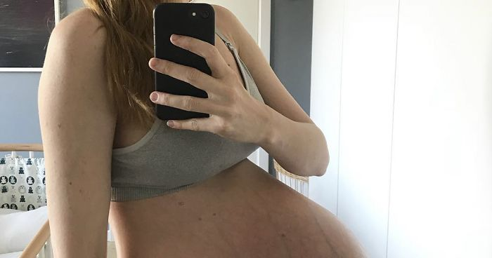 Here's What 3 Kids Growing In One Belly Does To Your Body