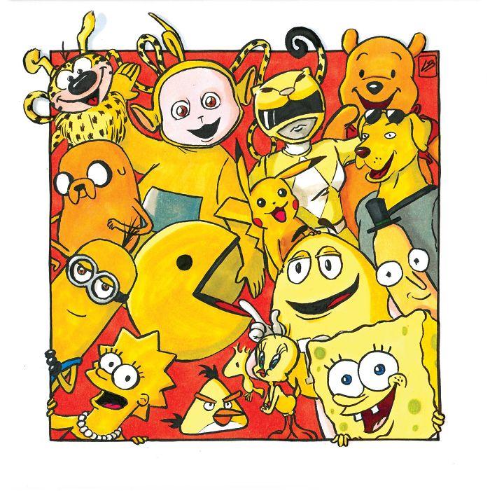 Equipo amarillo