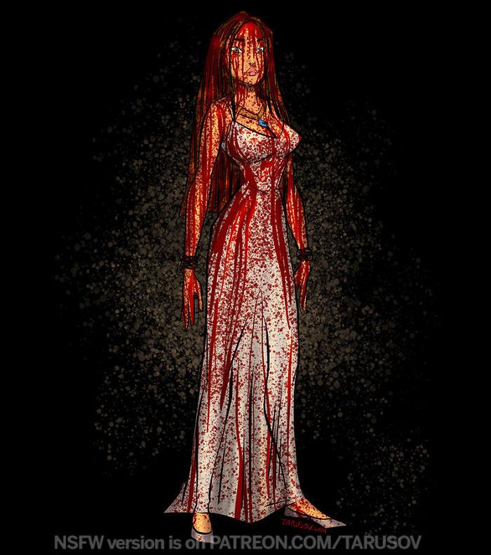 Carrie – Pocahontas
