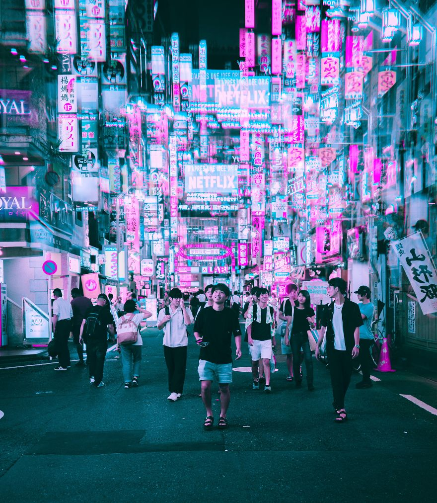 20+ Images Of Tokyo Nights That Will Have You Packing Your Bags And Flying Out Tomorrow