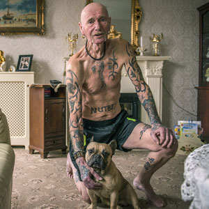 We Photographed Cool Seniors Who Prove That It's Never Too Late For A Tattoo