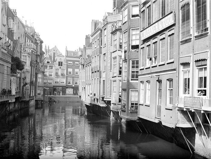 Steigersgrachtwater, Rotterdam, Netherlands