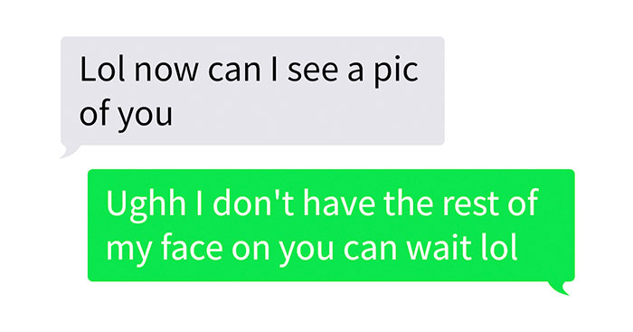 This Guy Didn't Realize He Was Texting The Wrong Person Until He Received A Hilarious Photo