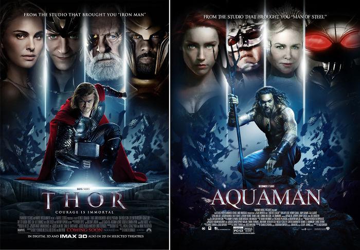 """Aquaman In """"Thor"""""""