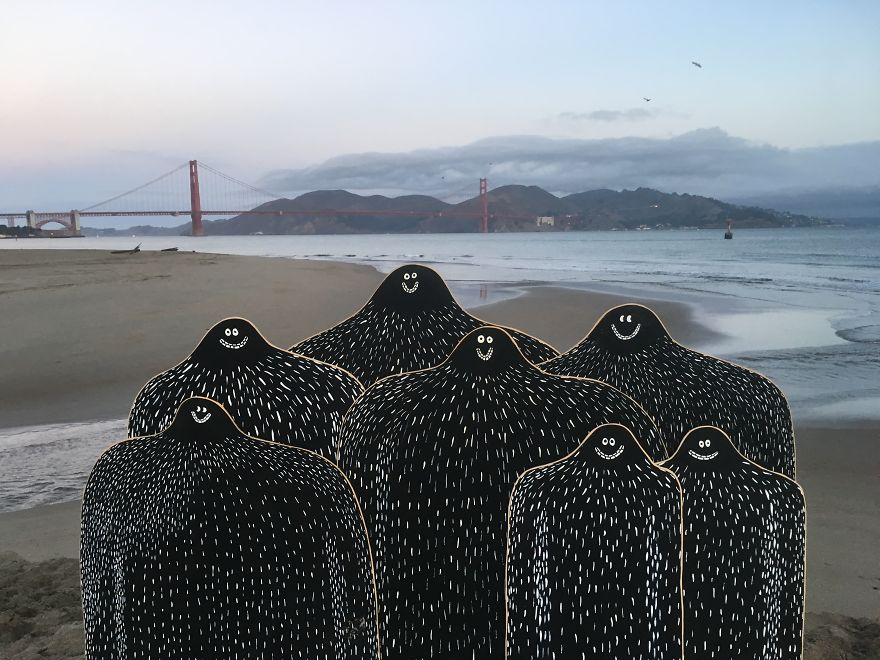 #lylesighting - Chrissy Fields, San Francisco
