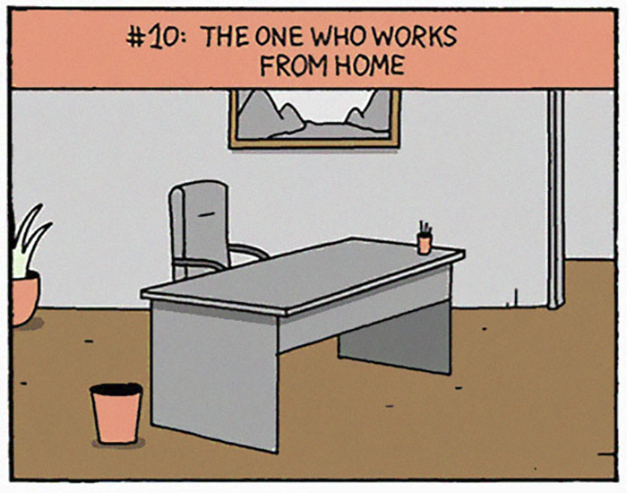 10 Types Of Colleagues That Exist In Every Workplace