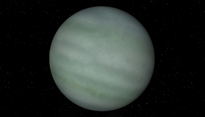 Tres-4b - A Puffy Planet