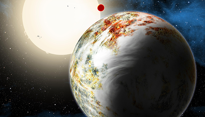 Kepler-10c - A Mega-Earth
