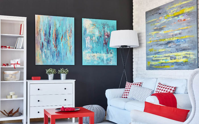 How To Choose The Right Art For The Interior