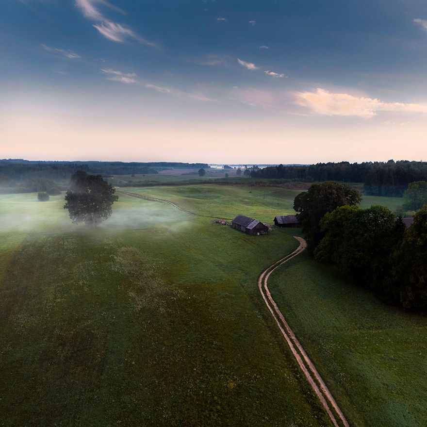 I Created A Drone Photography Album To Show How Beautiful Lithuania Is