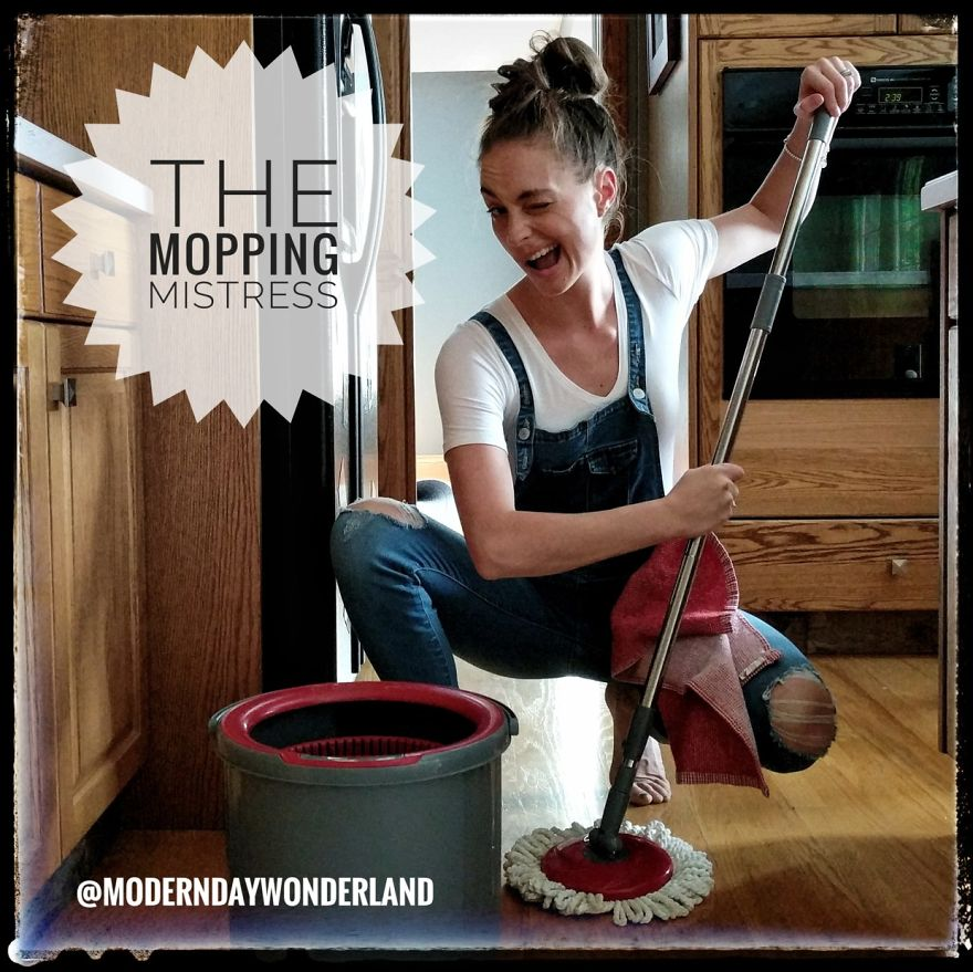 The Mopping Mistress