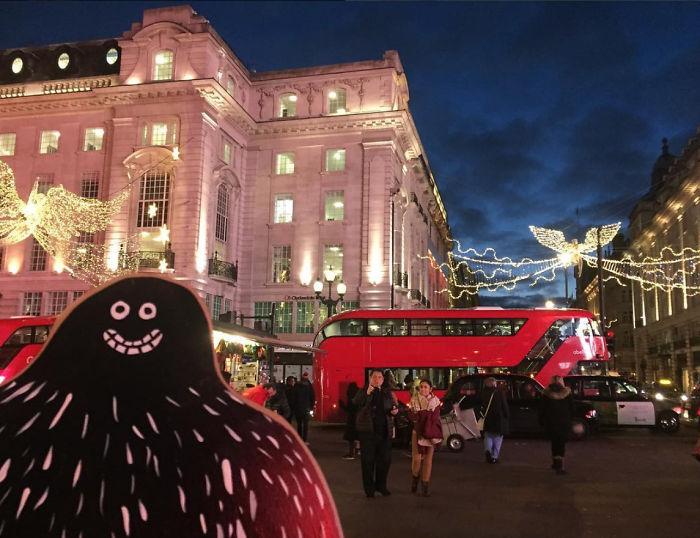 #lylesighting – London