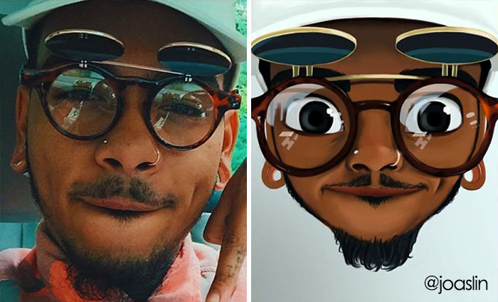 Artist Transforms People Into Adorable Cartoon Characters, And It's Crazy Cute- Disney Worthy? You Tell Me.